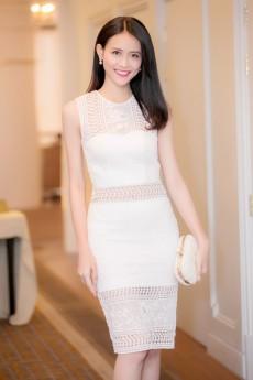 Đầm ren cao cấp sự lựa chọn của những người đẹp thông minh