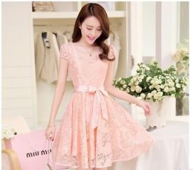 Lựa chọn váy đầm ren cao cấp sao cho phù hợp ?