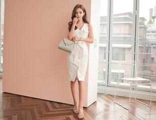 Đầm ôm body sơ mi dài sự lựa chọn hoàn hảo của các cô nàng công sở