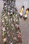 Đầm ôm body ren xẻ tà