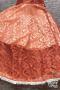 Đầm ren xòe 2 dây nhúng bèo