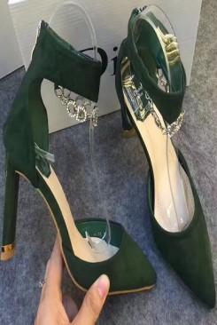Giày cao gót dior kiểu