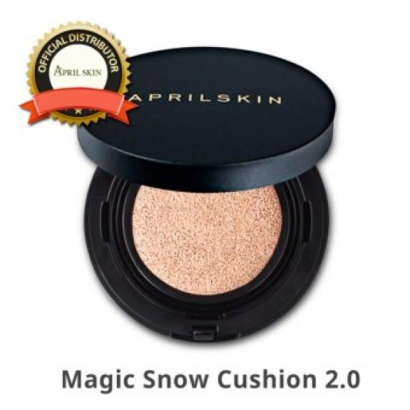PHẤN NƯỚC APRIL SKIN MAGIC SNOW CUSHION 2.0