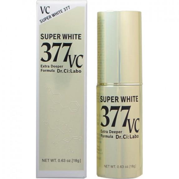 Sữa Dưỡng Trắng Da VC Super White 377 18g