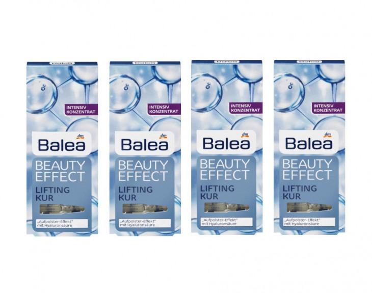 Huyết thanh dưỡng da Balea Beauty Effect (Full)