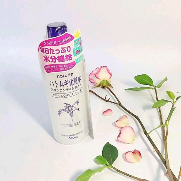Nước Hoa Hồng Naturie Skin Conditioner 500ml