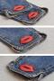 Quần Jean môi