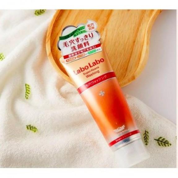Sữa Rửa Mặt Sạch Sâu DR.CI LABO LABO Super Keana Washing Nhật Bản 120g