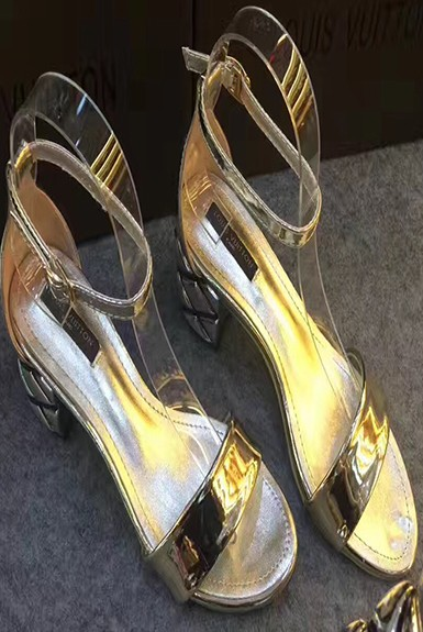 Giày cao gót louis